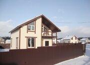 Продаётся новый дом 155 кв.м с участком 8 сот. в пос. Подосинки - Фото 2