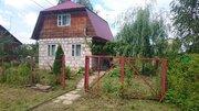 Продается дача в лесу на р.Лопасня, Ступинский район д.Съяново - Фото 4