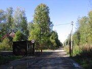 Лесные участки в охраняемом дачном пос. от Министерства Обороны. - Фото 2