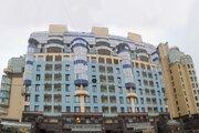 Видовая четырёхкомнатная квартира в ЖК на Петроградке