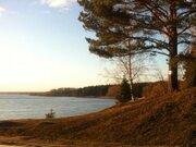 Участок 25 соток на берегу Рузского водохранилища - Фото 1