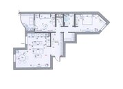 15 500 000 Руб., Продажа 3-х комнатной квартиры с дизайнерским ремонтом в С-Петербурге, Купить квартиру в Санкт-Петербурге по недорогой цене, ID объекта - 321314682 - Фото 19