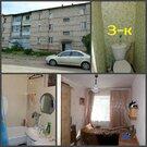 1 400 000 Руб., 3-к квартира на 3 линии ЛПХ 1.4 млн руб, Купить квартиру в Кольчугино по недорогой цене, ID объекта - 323129110 - Фото 19