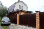 Добротный дом-баня для круглогодичного проживания в Новой Москве