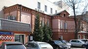 Продажа двухэтажного здания. Новослободская улица, дом 20, стр. 6. - Фото 1