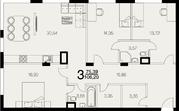 3 комнатная квартира 106 кв.м. с земельным участком 200 кв.м.