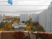2-ая квартира м. Борисово, ул. Борисовские пруды, д.18 к 1 - Фото 2