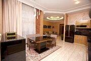 Квартира с отделкой, потолками 3,73 м в статусном доме. Отдельный вход - Фото 1