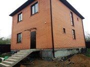 Сжм. Ашан. новый кирп. дом под обои 160 кв.м. 5 соток. - Фото 1