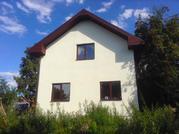 Дом 100 кв.м. в деревне Коровино Чеховского района с отделкой - Фото 1