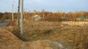 Участок с подрядом в коттеджном поселке Вернисаж у деревни Матренино - Фото 4
