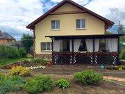 Дом 190м2 на участке 23 сотки в д.Разиньково - Фото 4