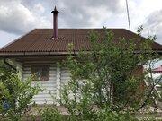 Дача Вичелово 2 дом, баня, коммуникации - Фото 1
