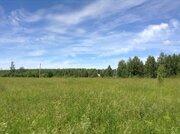 Продаю дешево участок под дачное строительство 23,3 га 100 км от МКАД - Фото 1