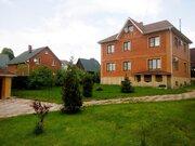 Продается жилой дом площадью 350 кв.м. в д Базарово - Фото 1