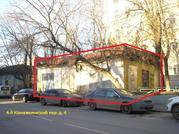 Здание 87 м2 с землей в собственность, м. Павелецкая 900 метров. - Фото 2