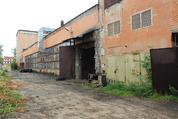 Продажа производственных помещений ул. Индустриальная, д.13