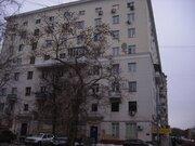 М. Сокол, фасадный сталинский дом, 2к. кв, под ремонт - Фото 1