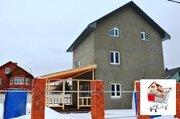 Трёхэтажный дом 190 кв.м. с террасой на участке 8 соток в деревне Поли - Фото 2
