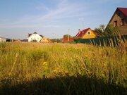 Земельный участок 7.5 соток в черте города Чехов. - Фото 3