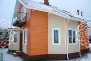 Каркасно-щитовой дом по канадской технологии. - Фото 1