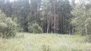 Участок площадью 9 соток с выходом в лес - Фото 1
