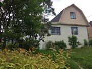 Дом- дача, в жилой деревне, 60 км от МКАД, Чеховский район - Фото 2
