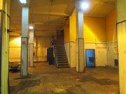 Сдам производ-складское помещение 400м2 с офисом, 1этаж - Фото 3