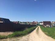 Участок, 25 соток на берегу р. Нара, д. Съяново-2 Серпуховский район - Фото 4