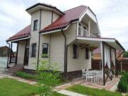 Продаётся дом в СНТ «Сигнал», Чеховский район, Ваулово - Фото 1