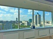 Офис с панорамным видом на Газпром, Научный пр.