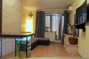 Квартира-студия с ремонтом мебелью и техникой - Фото 3