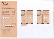 Двухуровневая квартира 82 кв.м. г. Домодедово ул. Советская - Фото 4