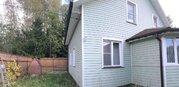 Родается 2х этажный дом 210 кв.м. на участке 6 соток Рузский р-н , д.