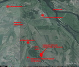 Участок 10,6 Га - д.Серебряково - 30 км от Красноярска - Фото 3