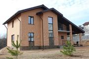 Новый, полностью кирпичный, тёплый, качественный дом, который строили - Фото 1