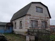 Дом в с. Черкизово Коломенского р-на, 200 кв.м, кирпич, 20 сот. - Фото 1
