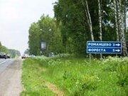 Участок ИЖС 8 соток в деревне Матвеевское