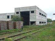 Продажа производственных помещений в Ужовке