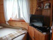 2-эт. зимний дом 80 м2 (брус) на уч. 6 сот, ст. Столбовая СНТ Осинки - Фото 5