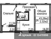 Продаю2комнатнуюквартиру, Нижний Новгород, м. Буревестник, проспект .