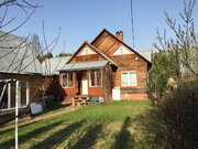 Продается 2-х эт. дача с 2 каминами, сауной в СНТ ,40 км Ярославское ш - Фото 1