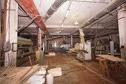 120 000 000 Руб., Производство изделий из дерева под ключ., Продажа производственных помещений в Одинцово, ID объекта - 900304211 - Фото 23