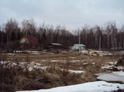 Участок 14 соток ИЖС, Новая Москва, Калужское шоссе - Фото 1