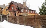 Дом 227 м.кв, 2007 года постройки по индивид. проекту в г. Ивантеевка - Фото 1