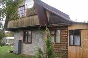 Продается дом 100 м.кв на участке 10 соток в Пупышево - Фото 1
