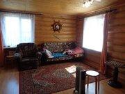 Бревенчатый дом на участке 20 соток в Сергиево-Посадском районе - Фото 3