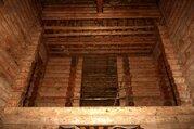 Дом из бревна в жилом поселке на границе Новой Москвы. Под отделку - Фото 2