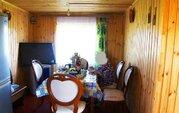 Бревенчатый дом 70 м2 на большом участке в д. Михайловское - Фото 3