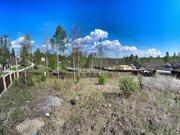15 соток ИЖС огороженные забором в Васкелово, мкр Зеркальный - Фото 4